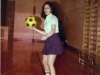 Sharon - Pointe Claire Netball Club 1975